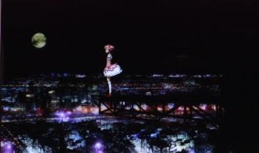 まどマギ夜の見滝原市ステージ