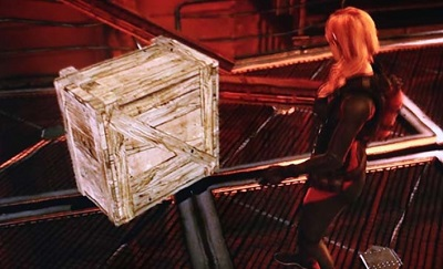 バイオハザードイントゥザパニック アイテムボックス