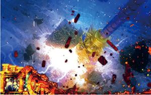 アナザーゴッドポセイドン-海皇の参戦-│高期待度・激アツ系演出│三叉の矛