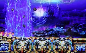 アナザーゴッドポセイドン-海皇の参戦-│図柄系演出│水柱